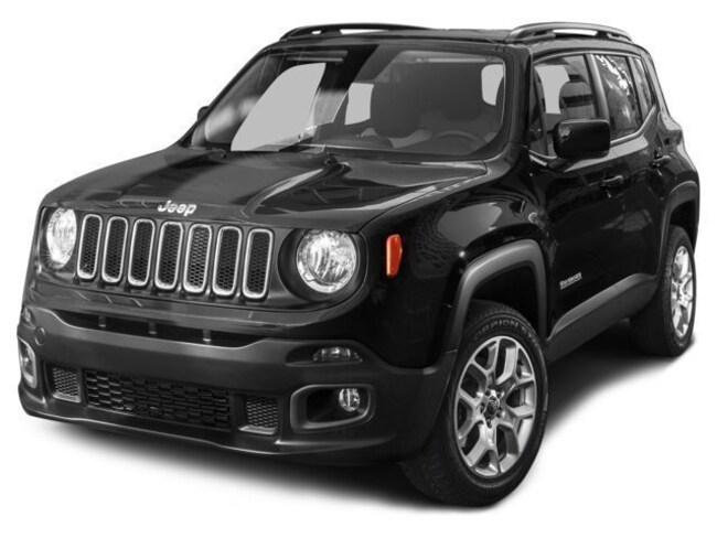 2015 Jeep Renegade Latitude 4x4 SUV