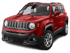 2015 Jeep Renegade 4WD 4dr Limited Sport Utility U15587 for sale at White Plains Chrysler Jeep Dodge in White Plains, NY