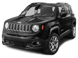 2015 Jeep Renegade Limited  4WD 4dr  White Leather 4WD  Limited