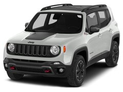 2015 Jeep Renegade Trailhawk 4x4 SUV