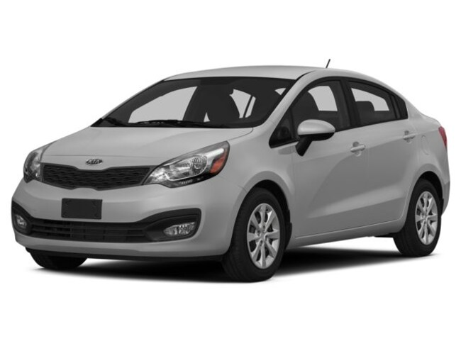 Used 2015 Kia Rio Sedan Car in Huntsville, TX