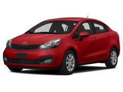 Used 2015 Kia Rio LX FWD Sedan KNADM4A39F6520688 for sale in Salem, OR