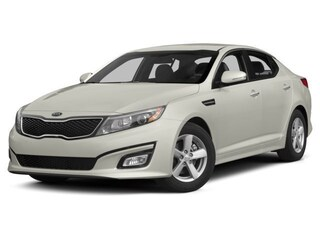 2015 Kia Optima SXL Turbo Sedan