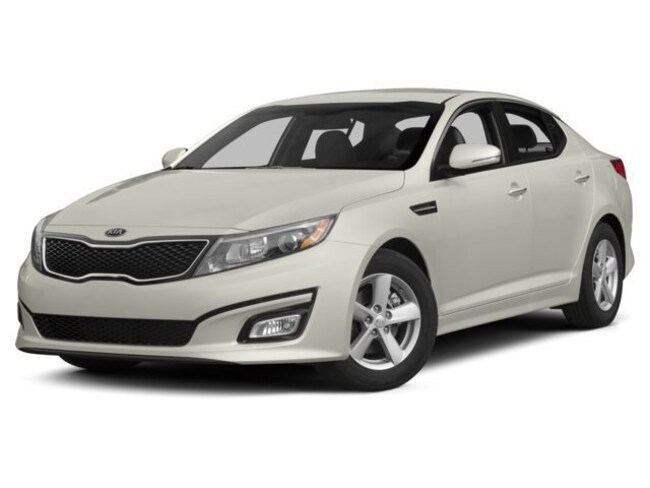 2015 Kia Optima SXL Turbo FWD Sedan