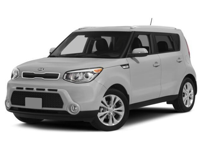 Certified 2015 Kia Soul Base Hatchback in Palm Beach Gardens, FL