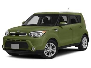 2015 Kia Soul Wagon