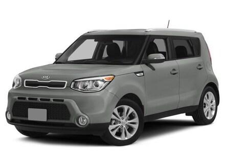 2015 Kia Soul Base Hatchback