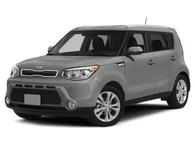 Used 2015 Kia Soul Base FWD Hatchback in Lebanon NH