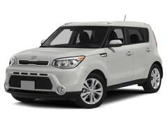 2015 Kia Soul Exclaim Hatchback