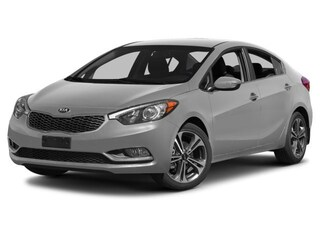 Used 2015 Kia Forte LX FWD Sedan Houston, Texas