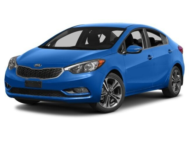 Used 2015 Kia Forte LX 4dr Sdn Auto for sale in Fort Myers, FL