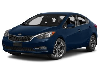 New 2015 Kia Forte LX FWD Sedan Jamestown NY