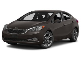 Used 2015 Kia Forte LX FWD Sedan