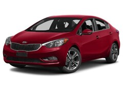Pre-Owned 2015 Kia Forte LX FWD Sedan KNAFX4A62F5374618 for sale in Lima, OH