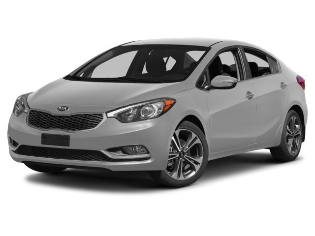 New 2015 Kia Forte EX Sedan Stockton, CA