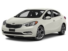 Used 2015 Kia Forte EX FWD Sedan KNAFX4A82F5370859 in Redding, CA