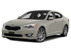 Used 2015 Kia Cadenza Premium Sedan KNALN4D7XF5181226 for sale in Falls Church, VA