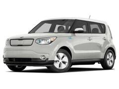 2015 Kia Soul EV Base FWD Hatchback