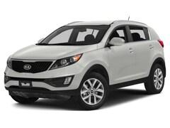 2015 Kia Sportage LX Sport Utility 4D SUV