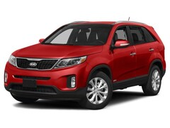 Used 2015 Kia Sorento LX FWD SUV for sale in Kinston, NC