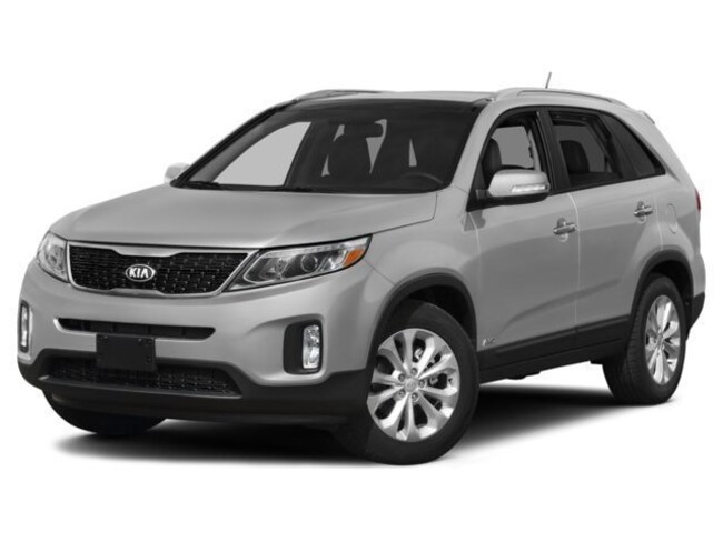 Used 2015 Kia Sorento LX SUV in Shrewsbury