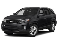 2015 Kia Sorento LX All Wheel Drive With Third Row Seat SUV