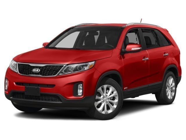 Certified Pre Owned 2015 Kia Sorento LX SUV For Sale In Lowell MA