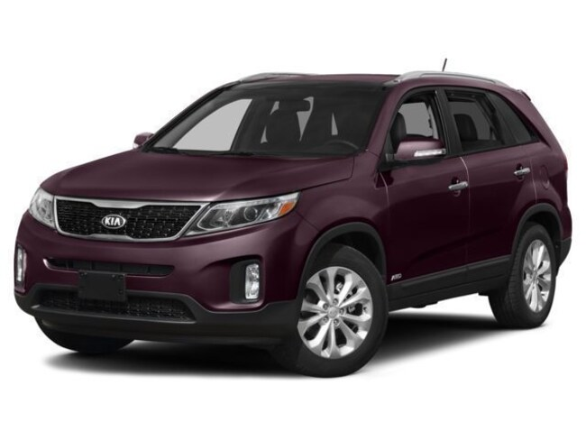 Used 2015 Kia Sorento EX V6 AWD SUV in Reading, PA