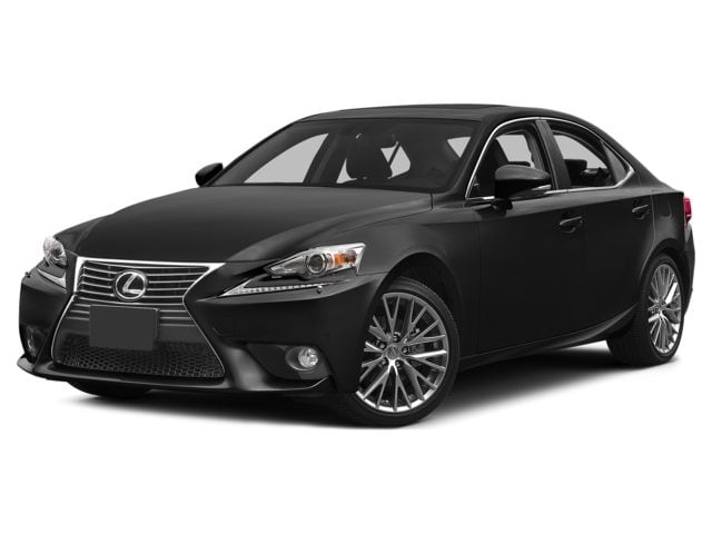 2015 LEXUS IS 250 Crafted Line Sedan