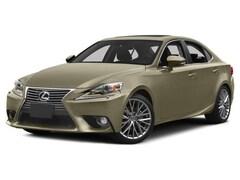 Used 2015 LEXUS IS 250 Sedan [BD, FL, EM, PM, WV] For Sale in Swanzey, NH