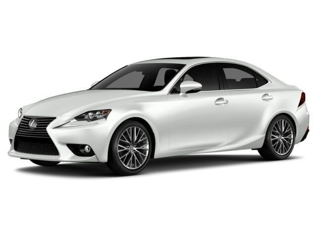 Certified Pre-Owned 2015 LEXUS IS 350 For Sale in Sharon, MA