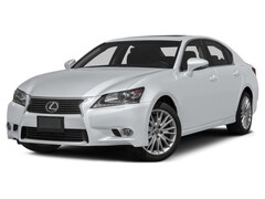 2015 LEXUS GS 350 Crafted Line Sedan