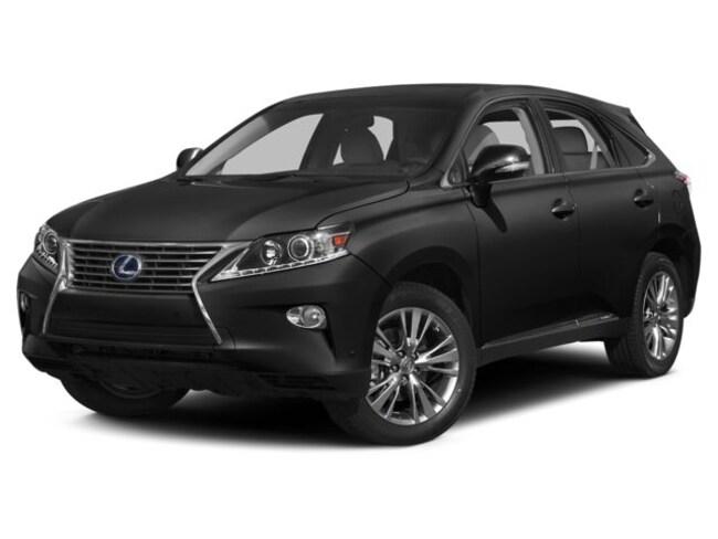 Used Lexus Suv >> 2015 Used Lexus Rx 450h For Sale Leesburg Orlando Area Lt25028a