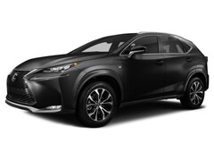 Used 2015 LEXUS NX 200t F Sport SUV for sale in Houston