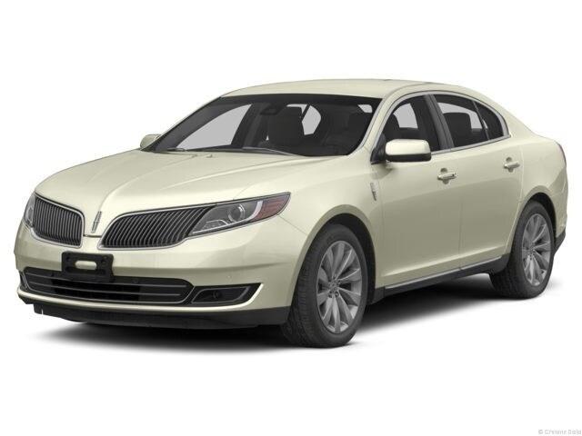 2015 Lincoln MKS ONE OWNER Sedan