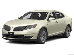 Used 2015 Lincoln MKS ONE OWNER Sedan