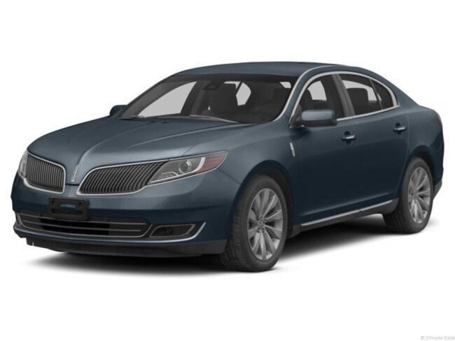 2015 Lincoln MKS 4DR SDN 3.7L AWD SEDAN