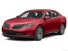Used 2015 Lincoln MKS CERTIFIED--ECOBOOST--ELITE PKG--NAV--PANOROOF Sedan