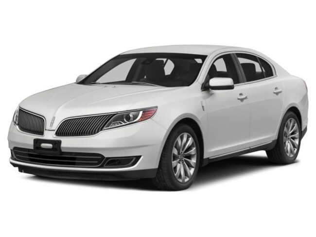 Pre-Owned 2015 Lincoln MKS Ecoboost Sedan for sale in Pittsburgh
