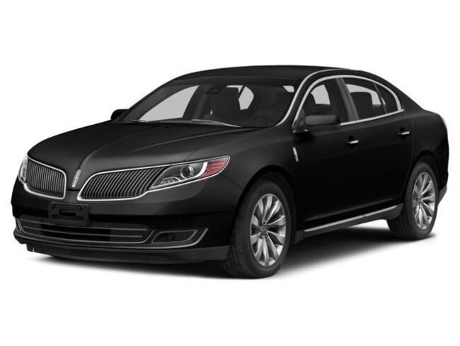 2015 Lincoln MKS 3.5L EcoBoost AWD Sedan