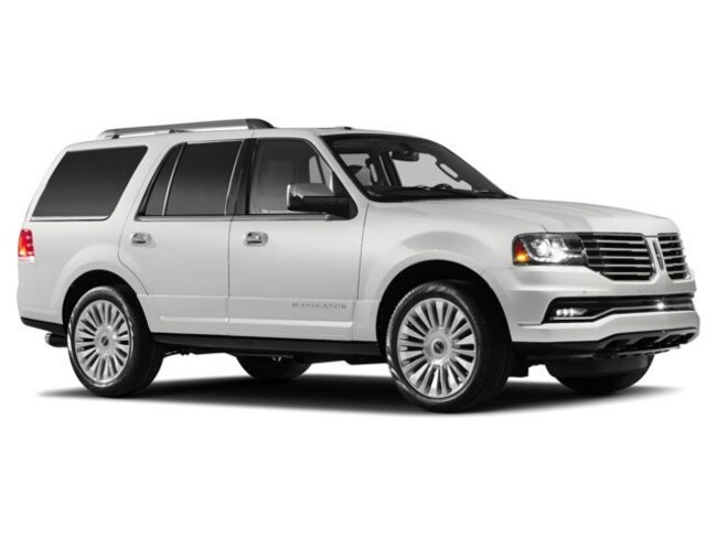 2015 Lincoln Navigator 4WD 4dr SUV for sale in Chambersburg PA