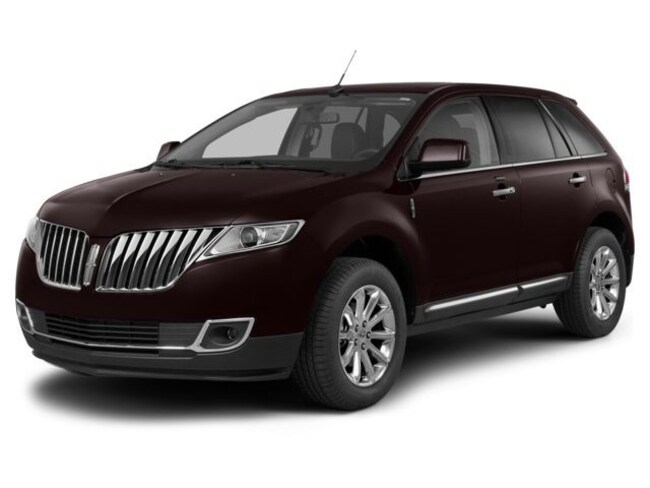 2015 Lincoln MKX 102A Crossover