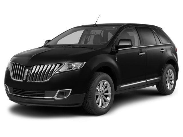 2015 Lincoln MKX Base SUV