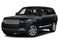 Used Land Rover 2015 Land Rover Range Rover 3.0L V6 Supercharged HSE SUV in Dallas, TX