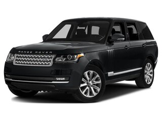 2015 Land Rover Range Rover HSE 4WD  HSE