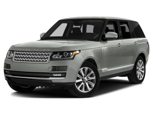 Pre-Owned 2015 Land Rover Range Rover 3.0L V6 Supercharged HSE SUV in Bedford, NH