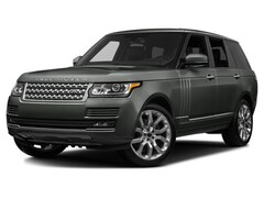 2015 Land Rover Range Rover Supercharged Sport Utility