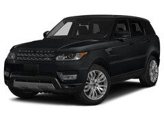 2015 Land Rover Range Rover Sport Supercharged 4x4 Supercharged  SUV