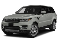 2015 Land Rover Range Rover Sport 5.0L V8 Supercharged SUV