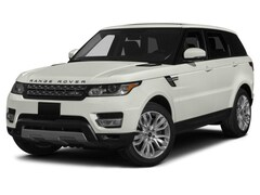 2015 Land Rover Range Rover Sport 5.0 Supercharged SUV